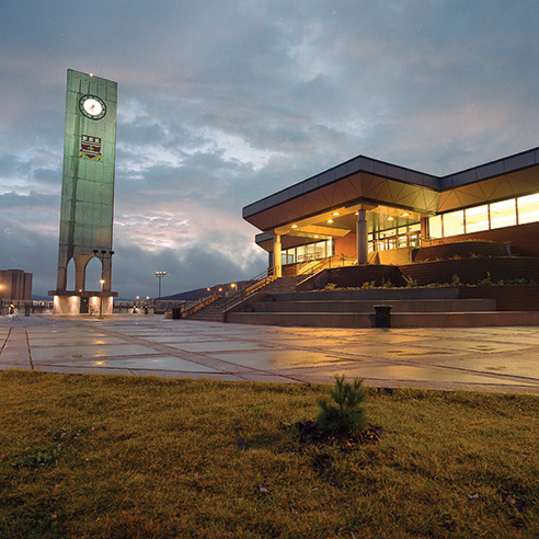 MUN Clock Tower