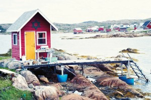 Condé Nast Traveller - Fogo Island: On the edge