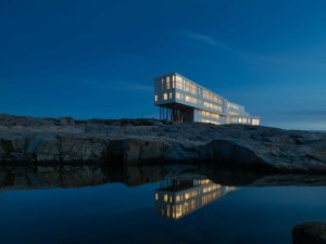 National Geographic Unique Lodges of the World – Fogo Island Inn