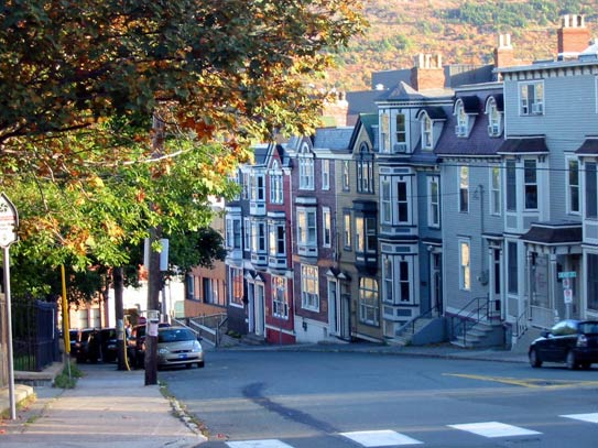 Air Canada enRoute - City guides: St. John's