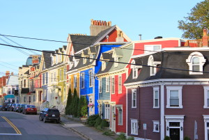 Gower Street houses